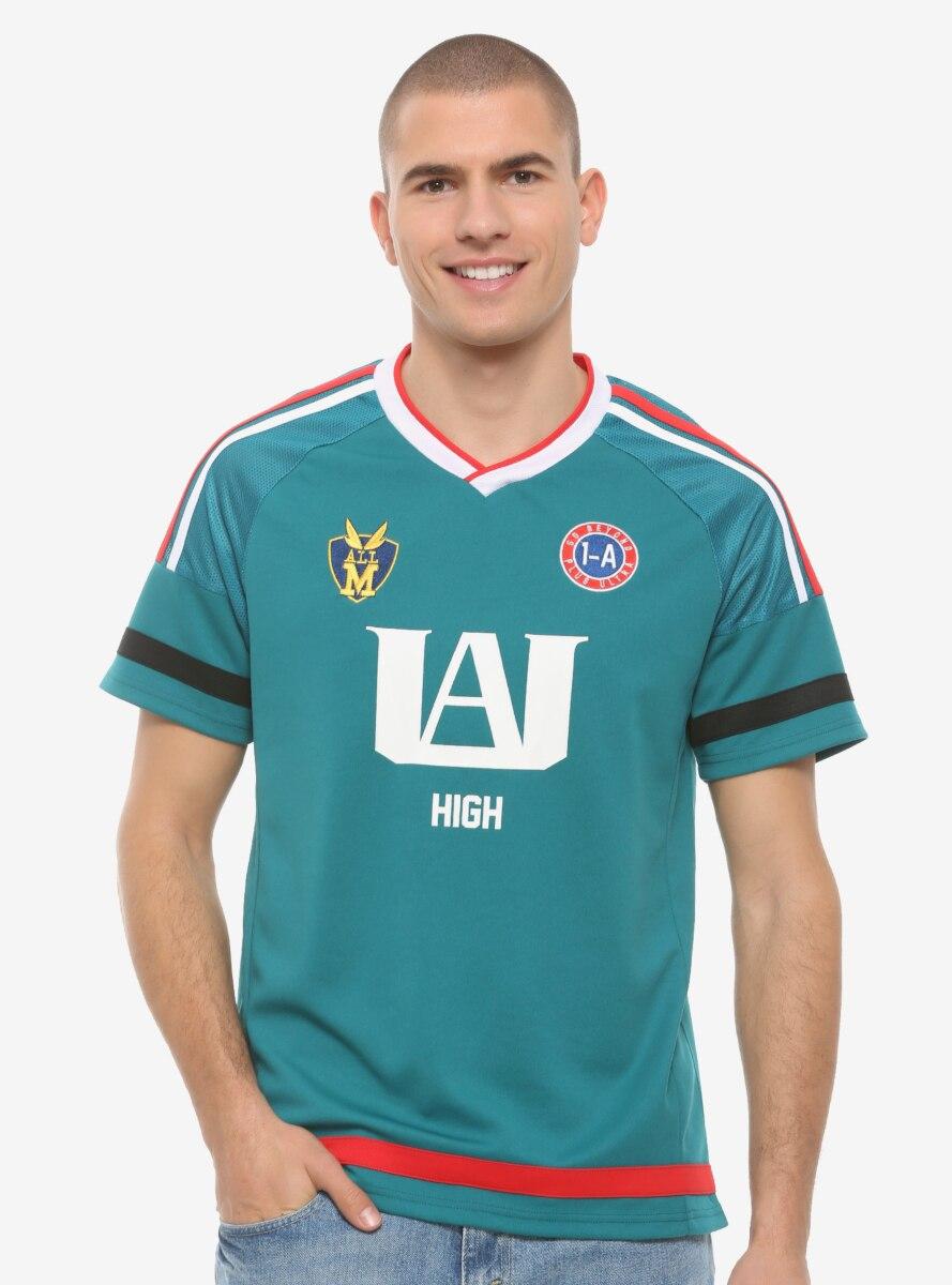 My Hero Academia Midoriya Soccer Jersey