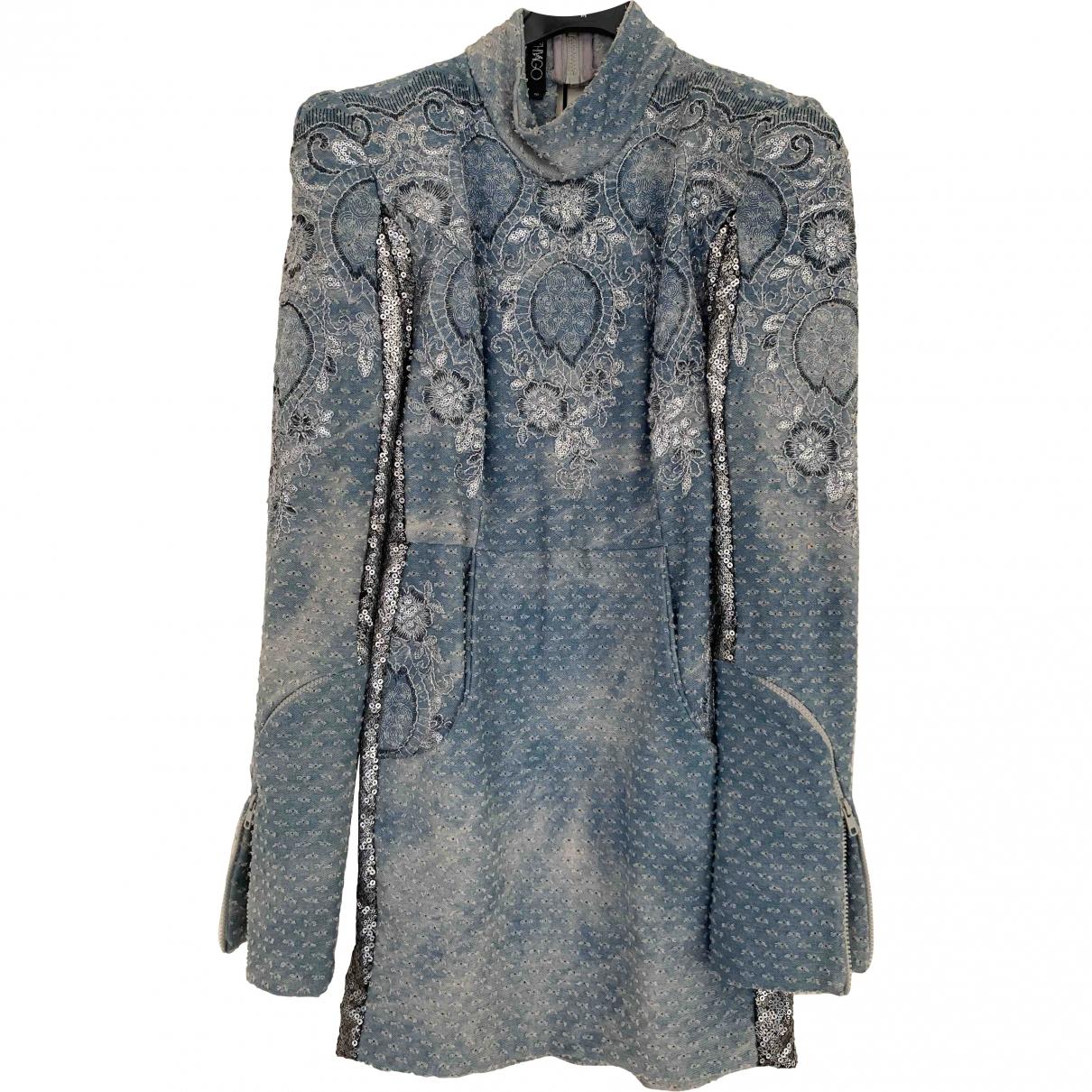Zhivago \N Blue Cotton dress for Women 10 UK