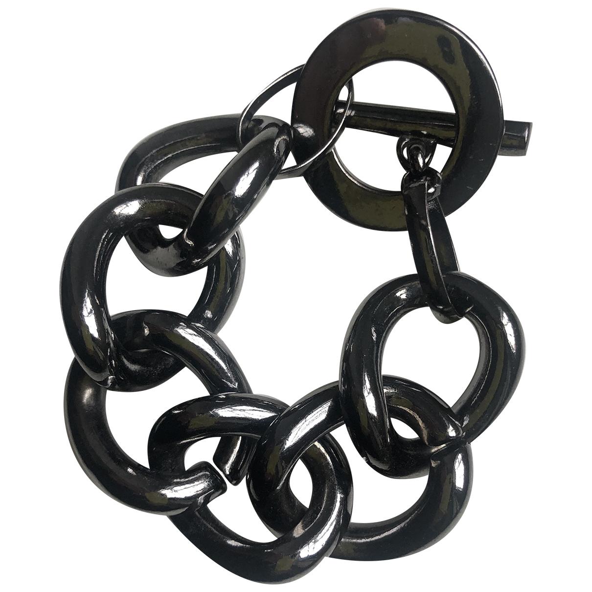 - Bracelet   pour femme en acier - gris