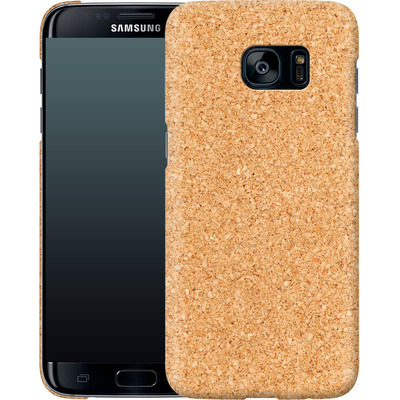 Samsung Galaxy S7 Edge Smartphone Huelle - Cork von caseable Designs