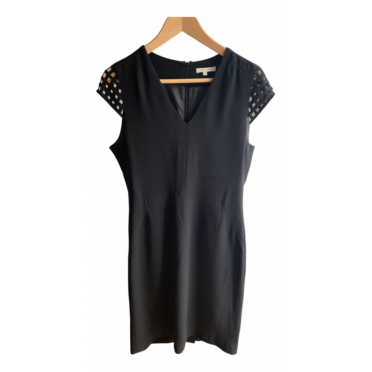 Gerard Darel N Black dress for Women 38 FR