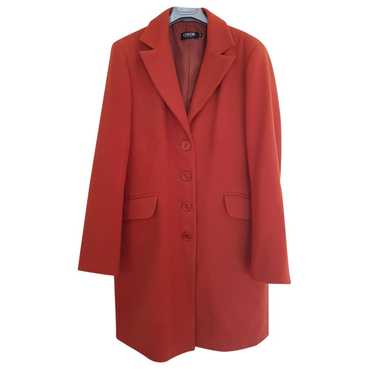 - Manteau Oversize pour femme - orange