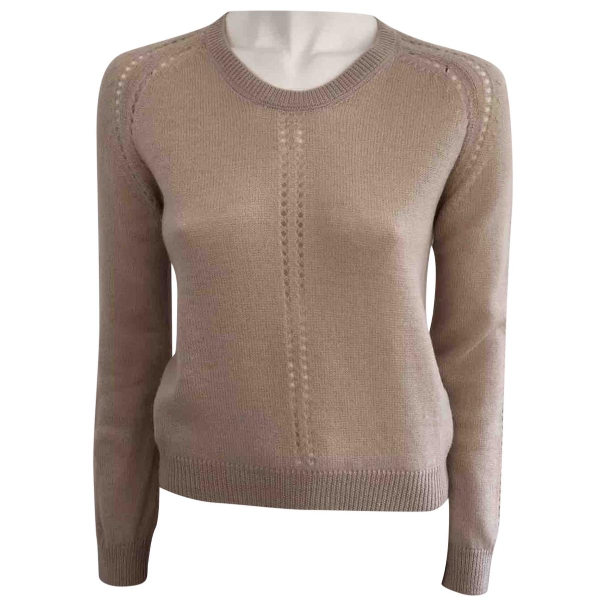 Vanessa Bruno Athe - Pull   pour femme en laine - beige
