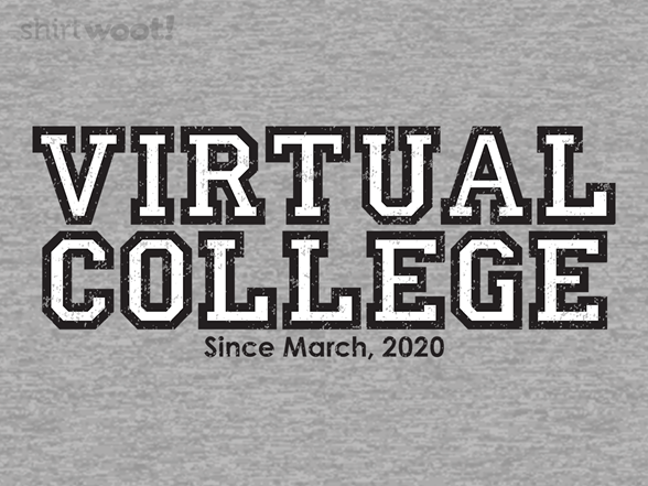 Virtual College T Shirt