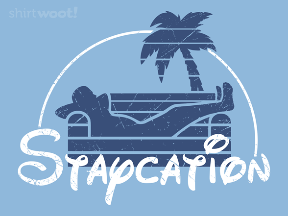 Magical Staycation T Shirt