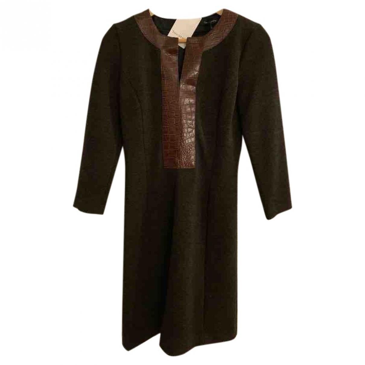 Tara Jarmon \N Kleid in  Braun Polyester