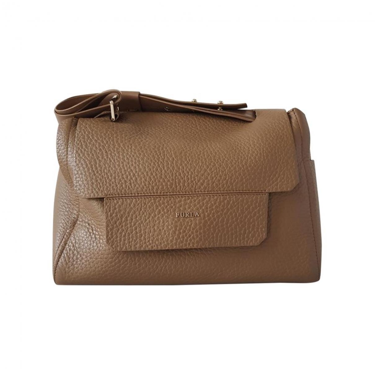 Furla \N Leather handbag for Women \N