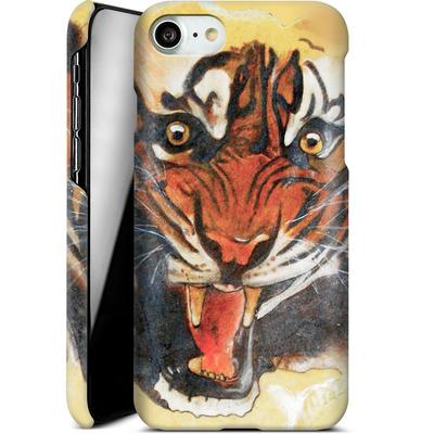 Apple iPhone 8 Smartphone Huelle - Tiger von Kaitlyn Parker