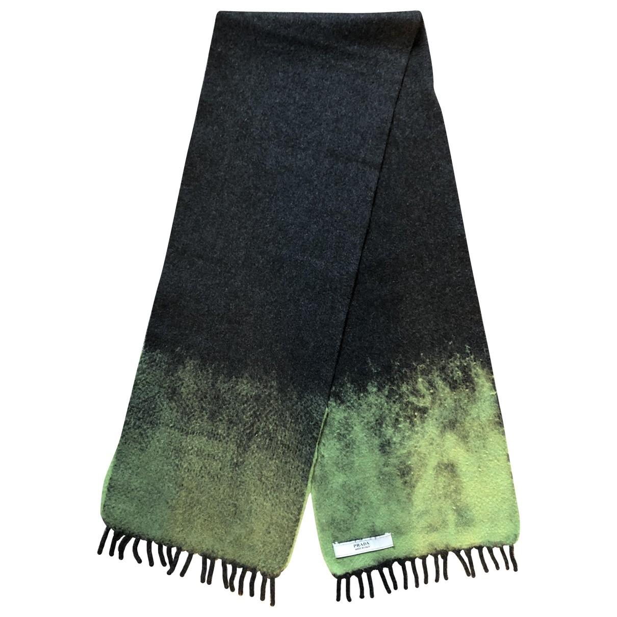 Prada \N Schal in  Grau Wolle