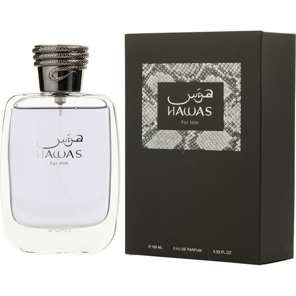 Hawas - Rasasi Eau de parfum 100 ml