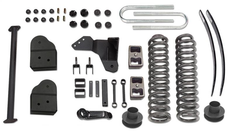 Tuff Country 26975 Complete Kit (w/o Shocks)-6in. Ford F-250 2015-2016