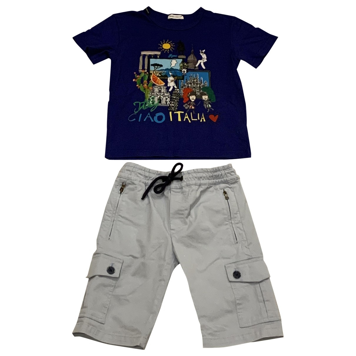 Dolce & Gabbana \N Cotton Outfits for Kids 4 years - up to 102cm FR