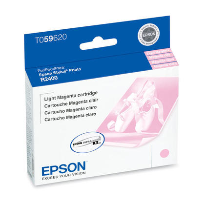 Epson T059620 Original Light Magenta Ink Cartridge