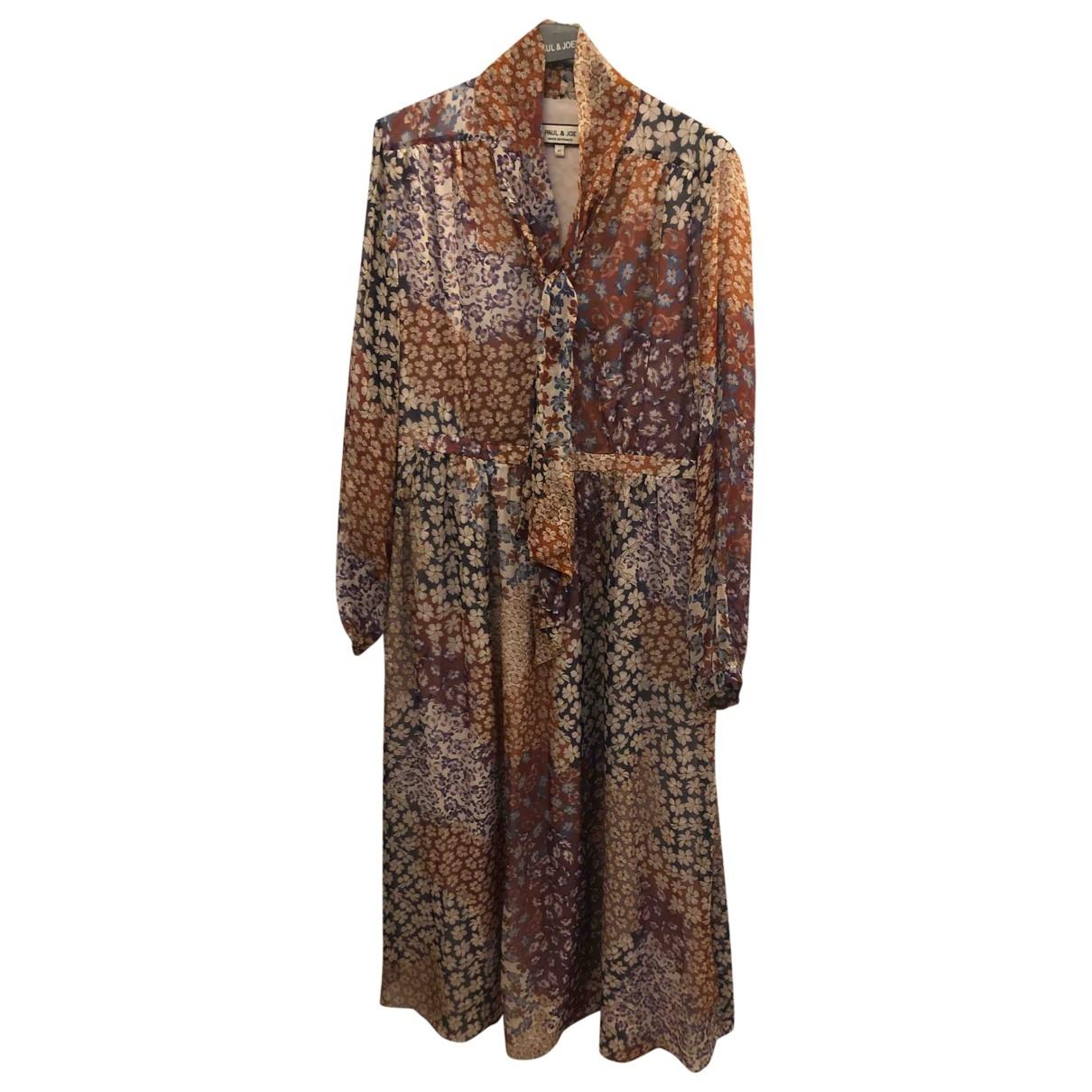 Paul & Joe \N Silk dress for Women 42 FR
