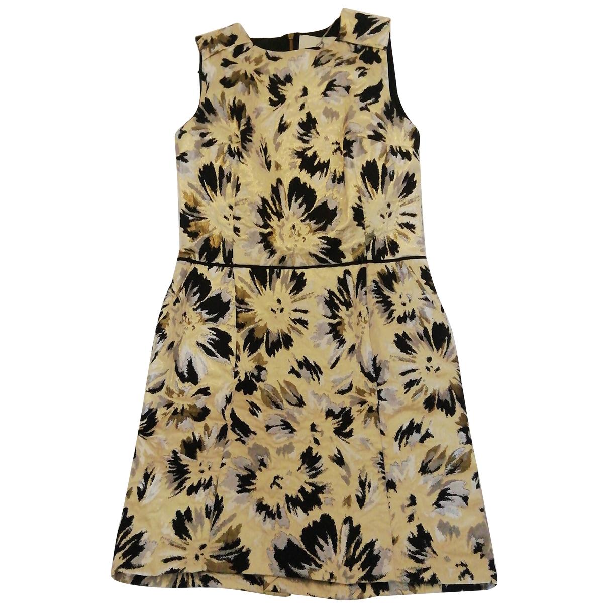 Merci \N Kleid in  Gold Synthetik