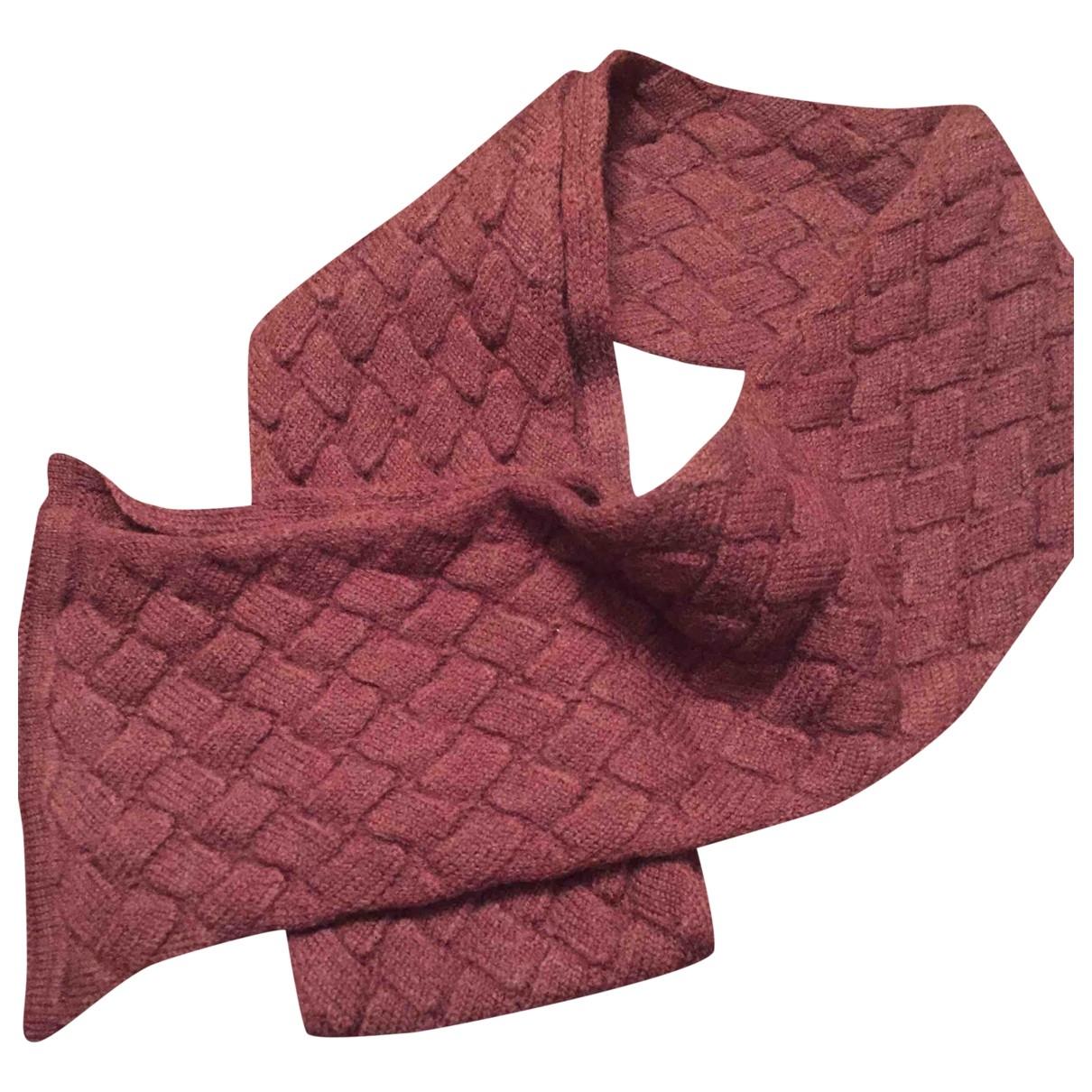 Bottega Veneta - Cheches.Echarpes   pour homme en laine - violet
