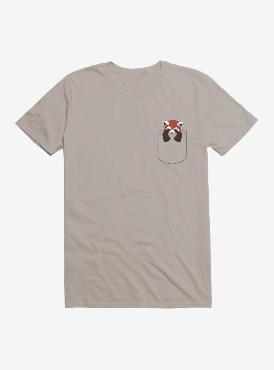 The Legend Of Korra Fire Ferret Faux Pocket T-Shirt