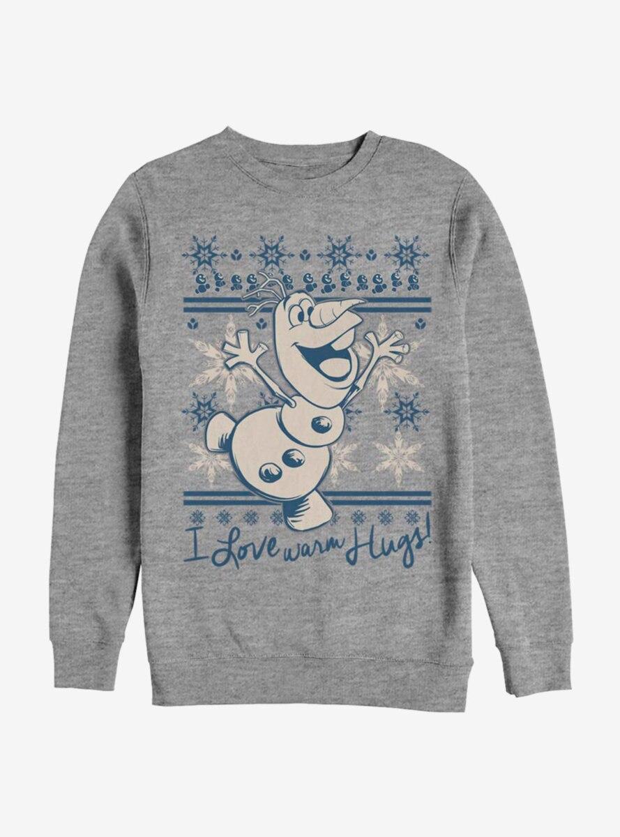 Disney Frozen Hooray Snow Sweatshirt