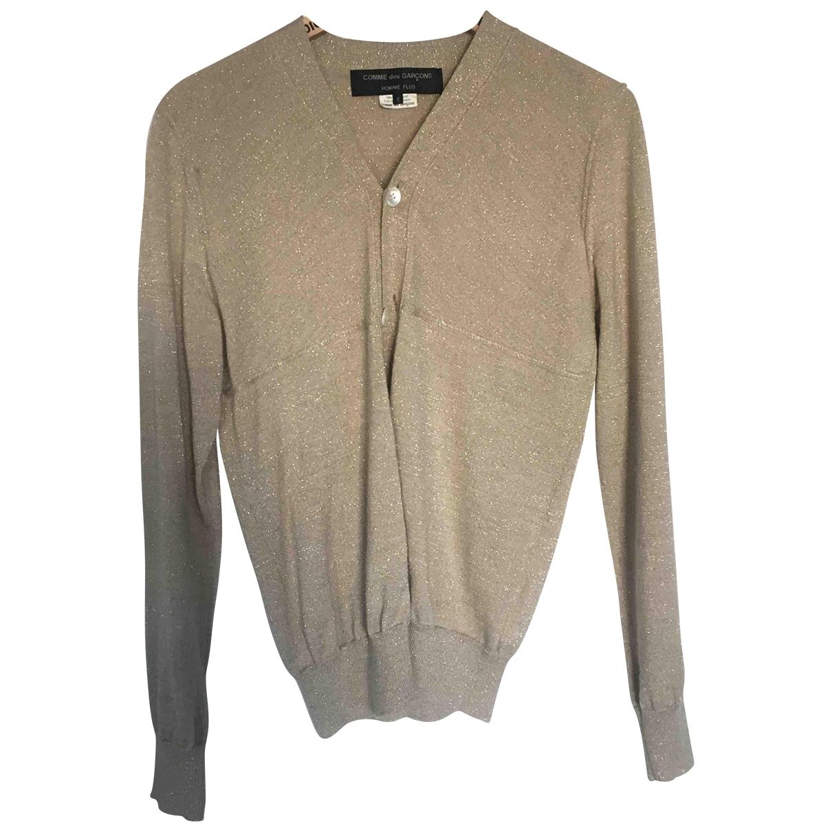Comme Des Garcons \N Metallic Wool Knitwear for Women S International