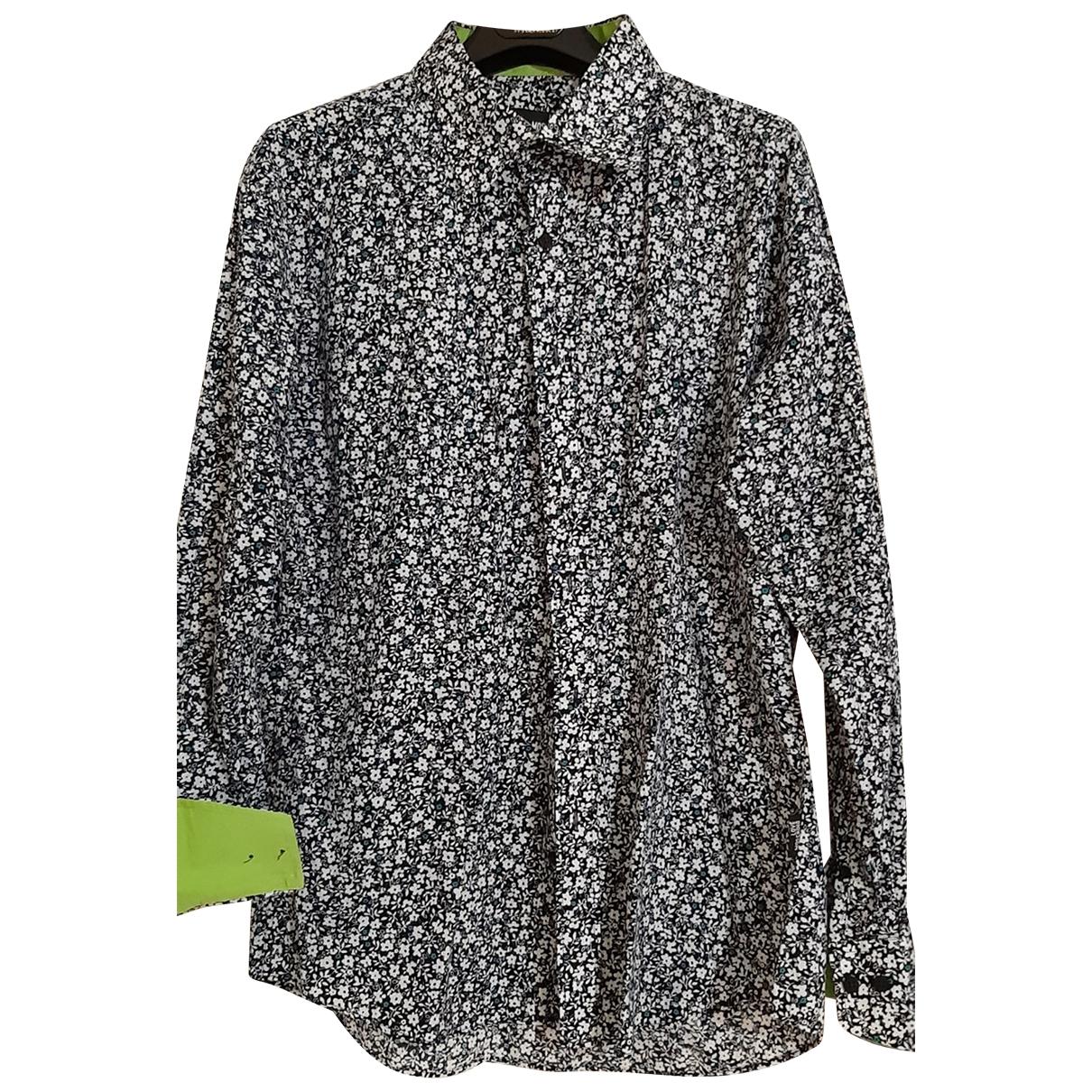 Moschino Love \N Hemden in  Bunt Baumwolle