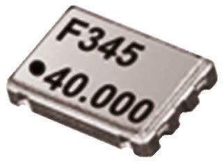 Fox Electronics , 20MHz XO Oscillator, ±100ppm HCMOS, TTL, 4-Pin SMD F3345-200