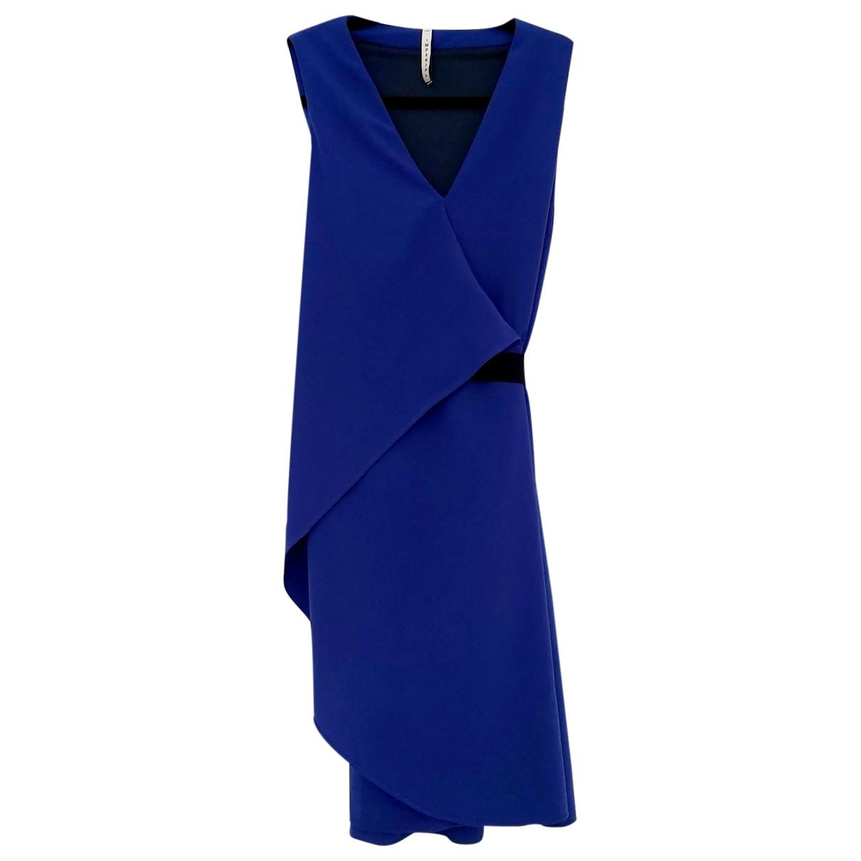 Impérial \N Blue dress for Women 38 FR