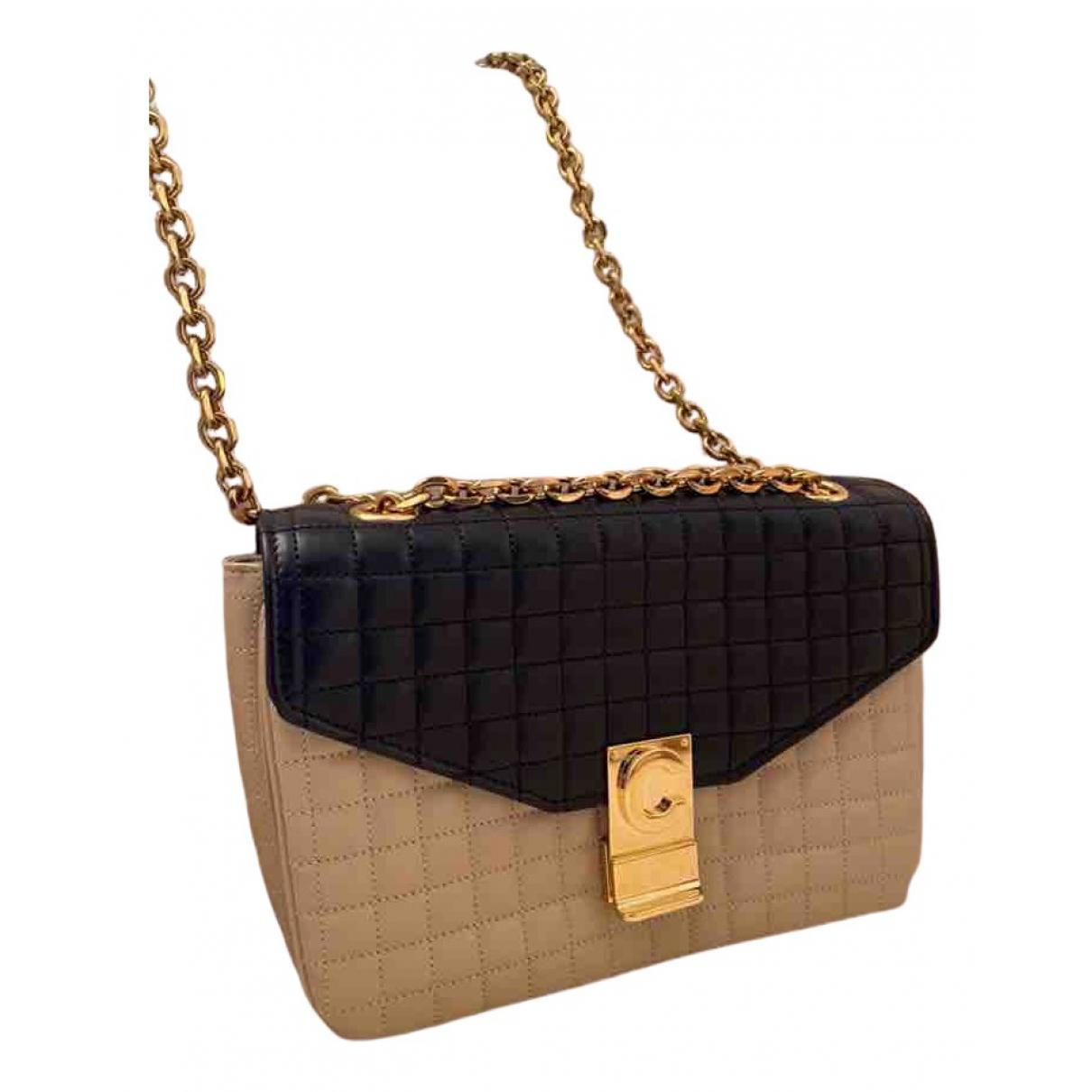 Celine C bag Multicolour Leather handbag for Women N