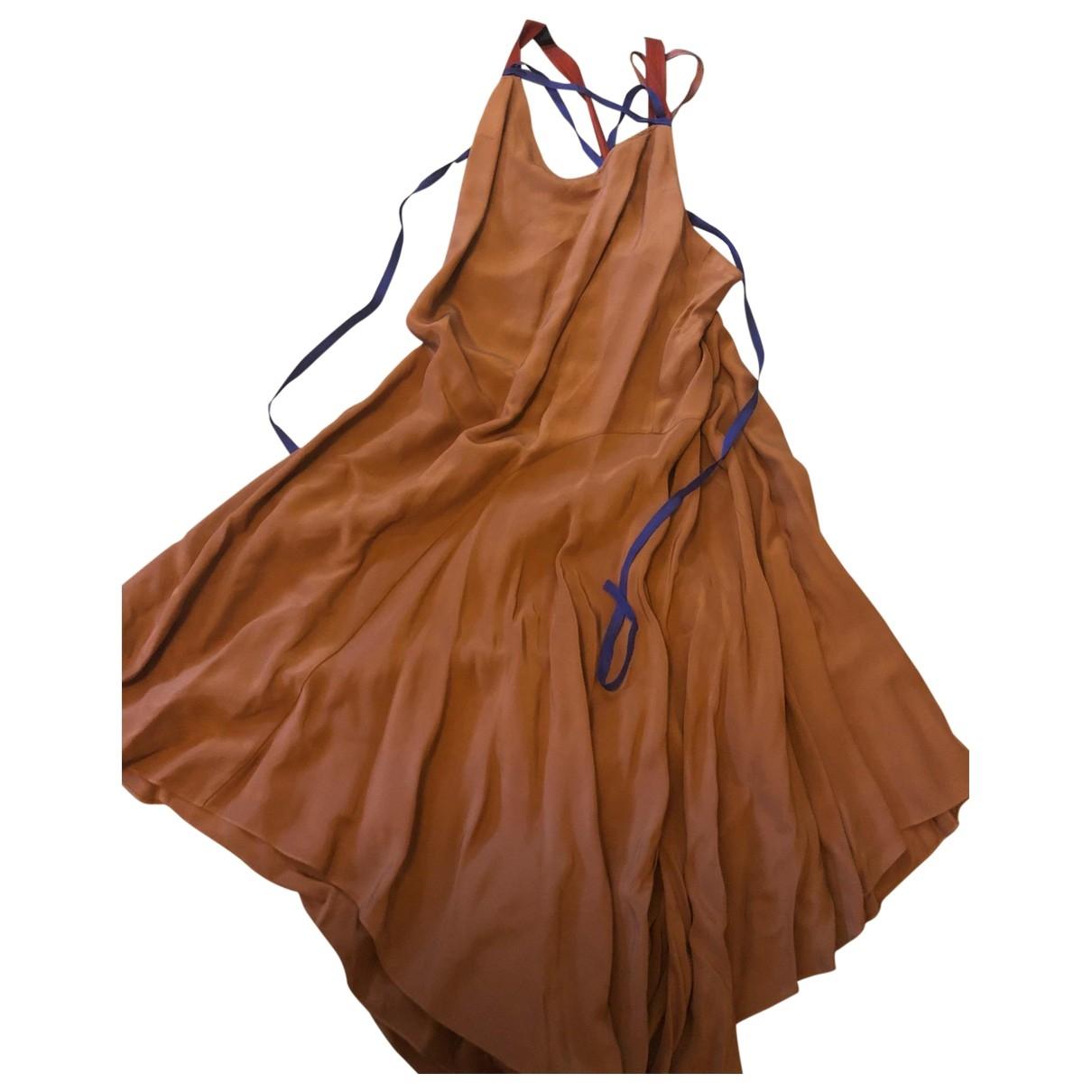 Roksanda \N Camel dress for Women 16 UK