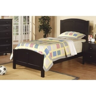 Twin Size Bed (Black)