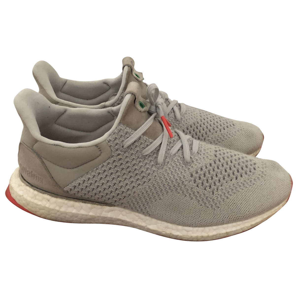 Adidas Ultraboost Grey Cloth Trainers for Men 45 EU