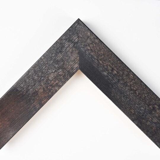 Distressed Black Scoop Custom Frame By Michaels® | 8 X 10 | Wood
