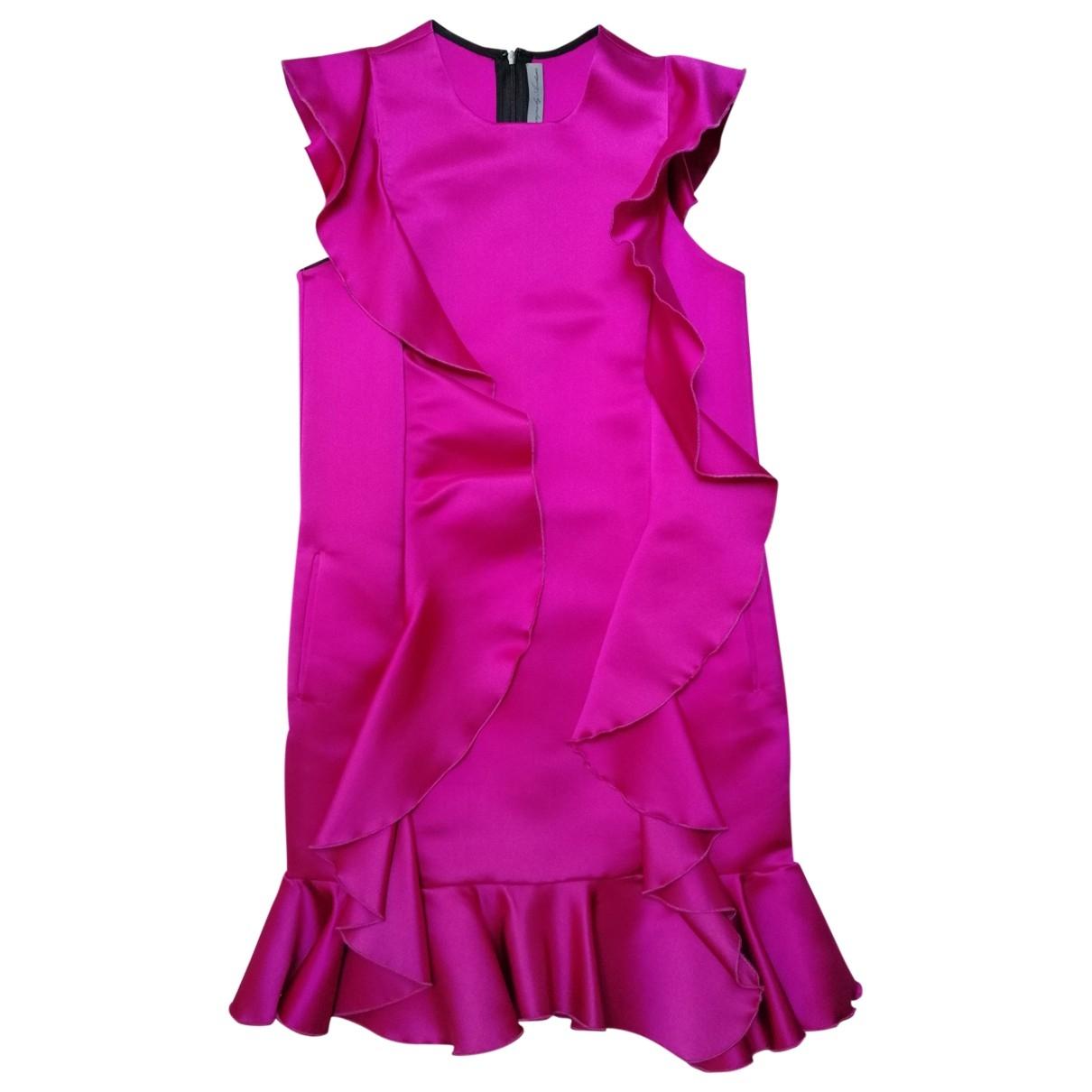 - Robe   pour femme en soie