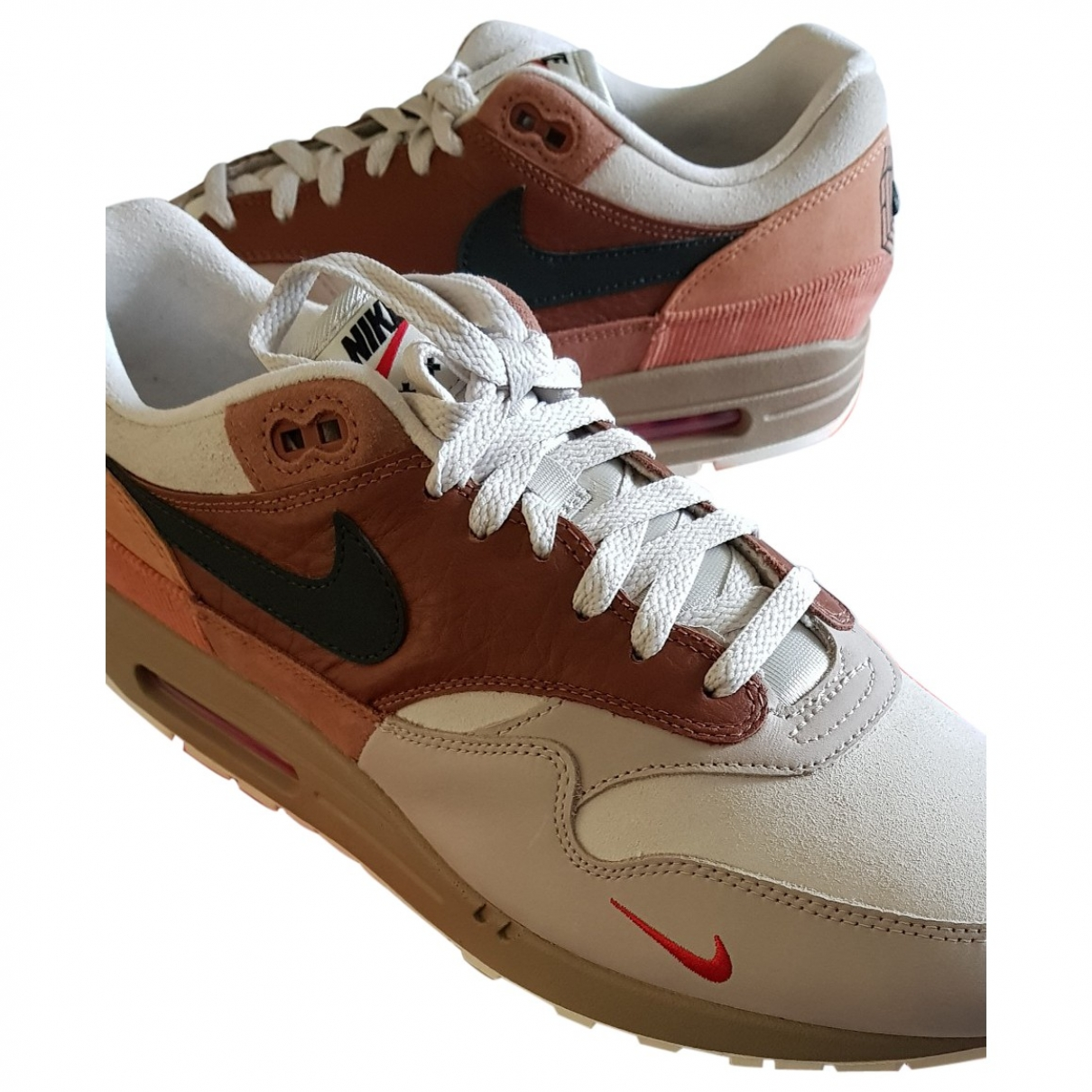 Nike Air Max 1 Suede Trainers for Men 47 EU
