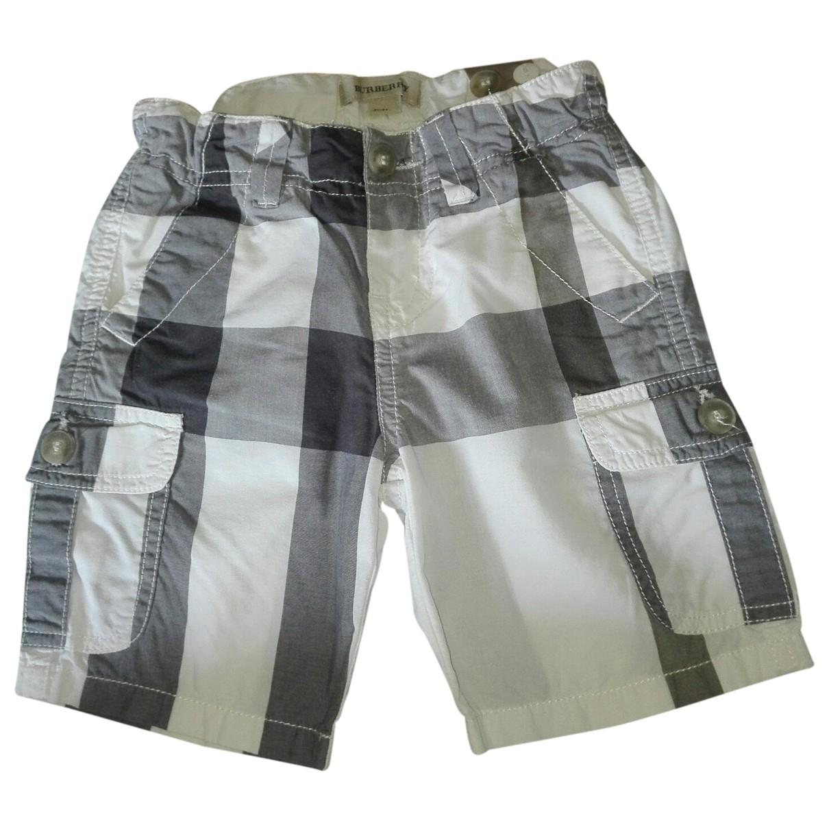 Burberry \N Shorts in Baumwolle