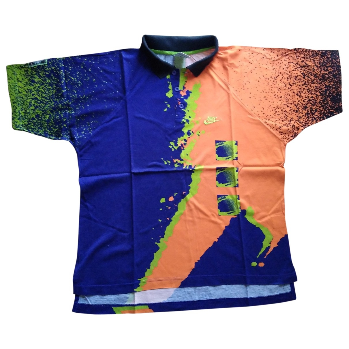 Nike \N Multicolour Cotton Polo shirts for Men L International