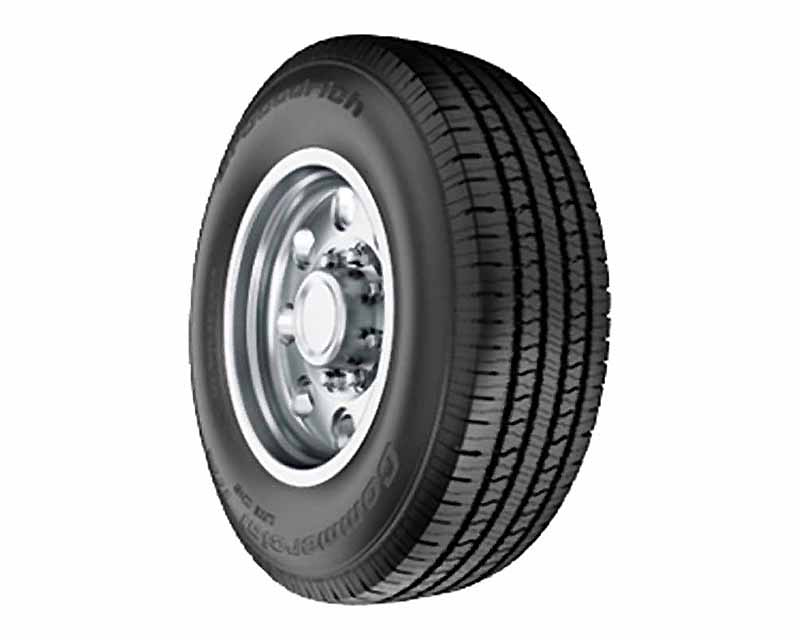 BFGoodrich 11616 Commercial T/A All-Season 2 LT235/80R17/E 120/117R Tire