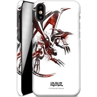 Apple iPhone XS Smartphone Huelle - Red-Eyes B. Dragon von Yu-Gi-Oh!