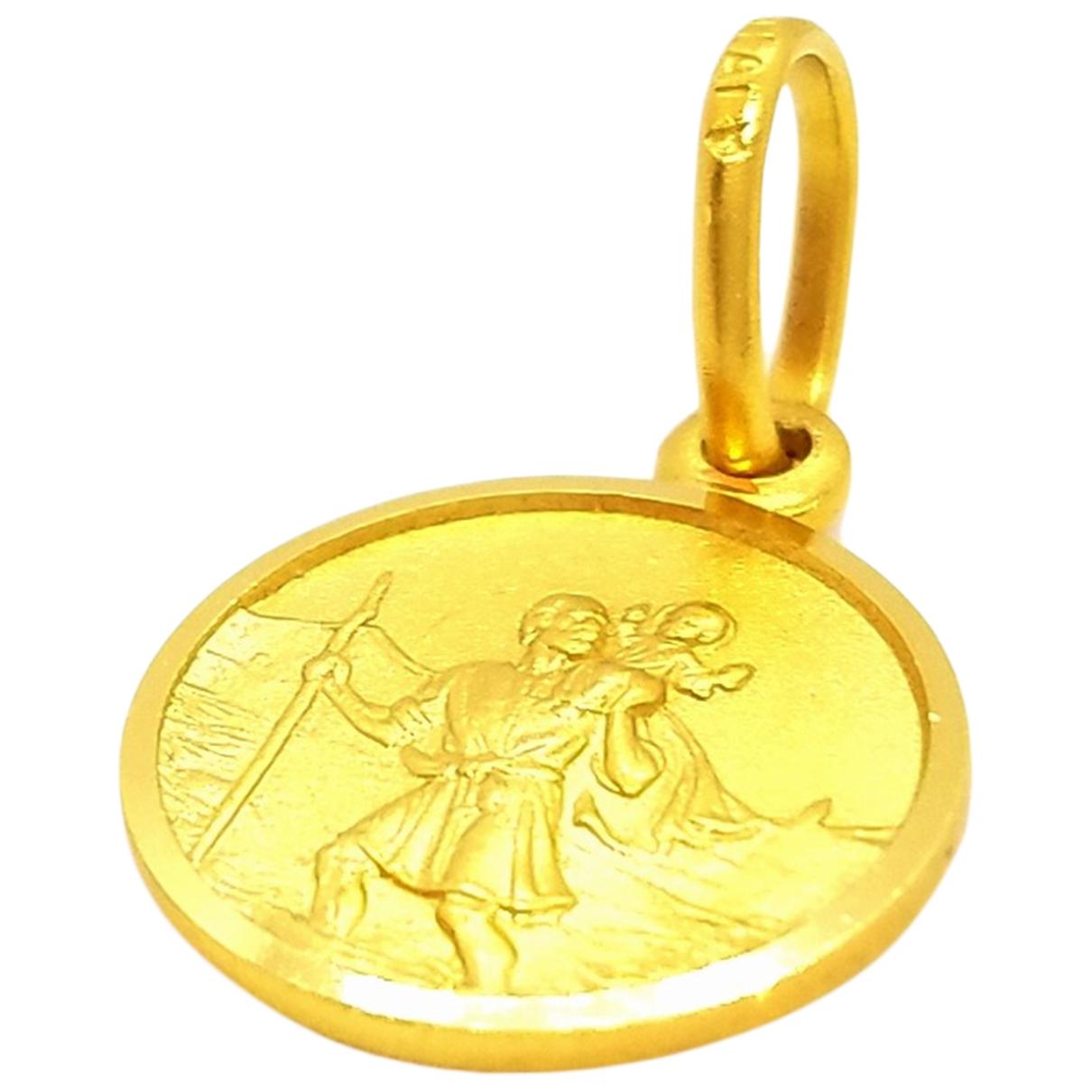 Colgante de Oro amarillo Autre Marque