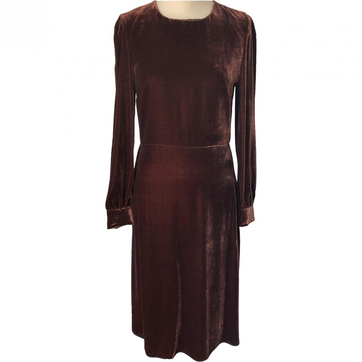 Rochas \N Velvet dress for Women 42 IT