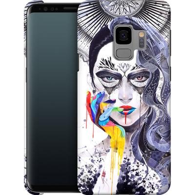 Samsung Galaxy S9 Smartphone Huelle - Janus von Minjae Lee