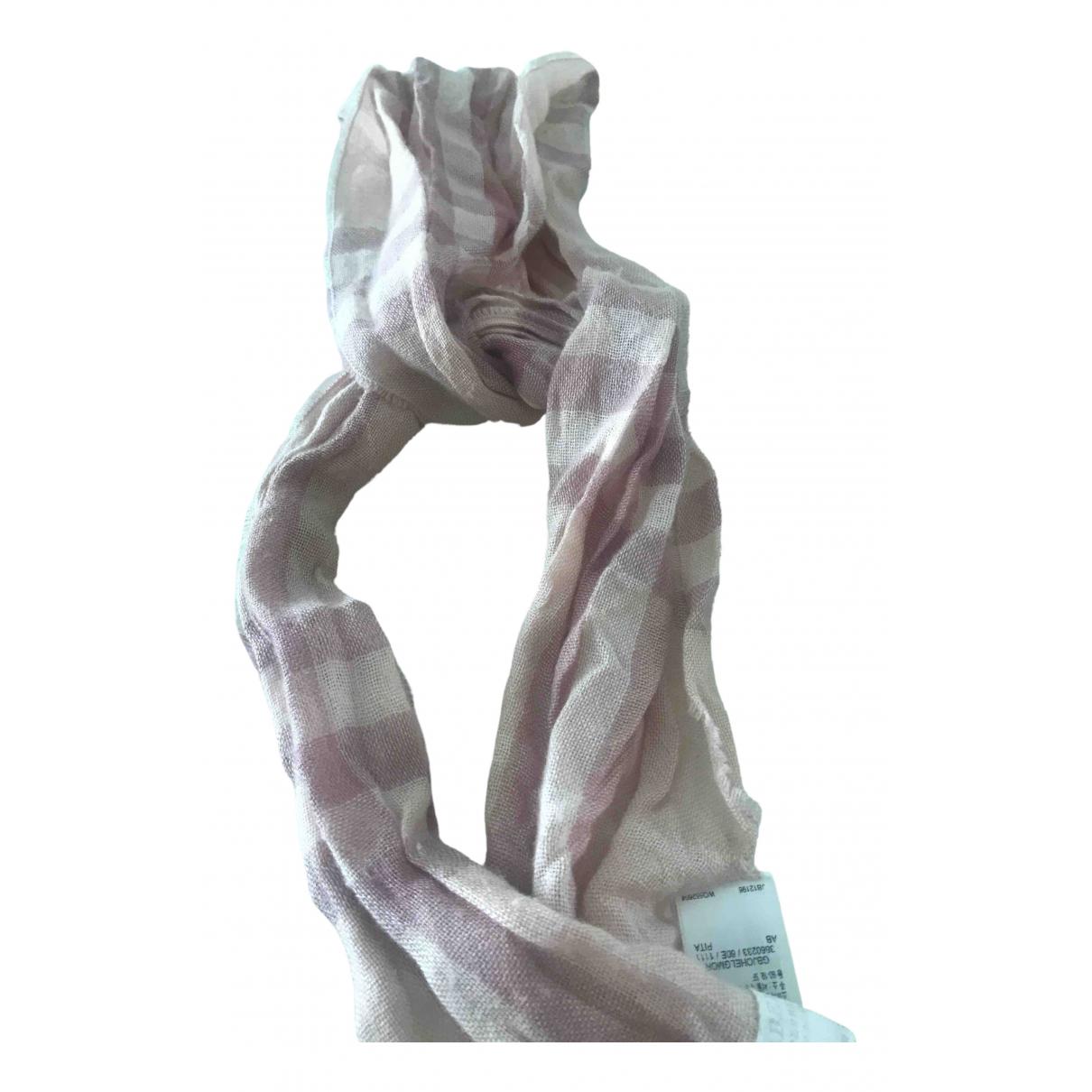 Burberry - Foulards.Echarpes   pour enfant en laine - rose