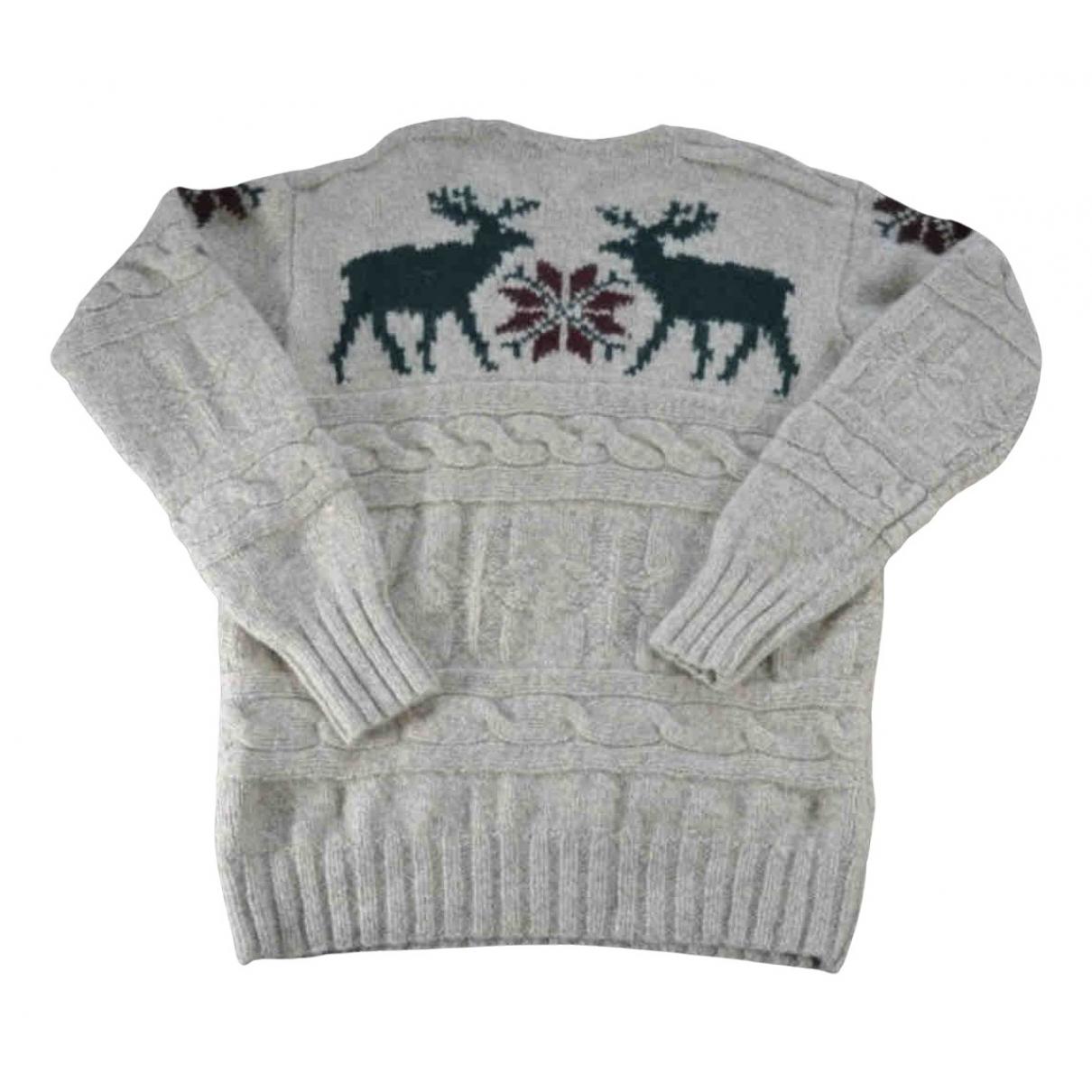 Polo Ralph Lauren \N Pullover.Westen.Sweatshirts  in  Gruen Wolle