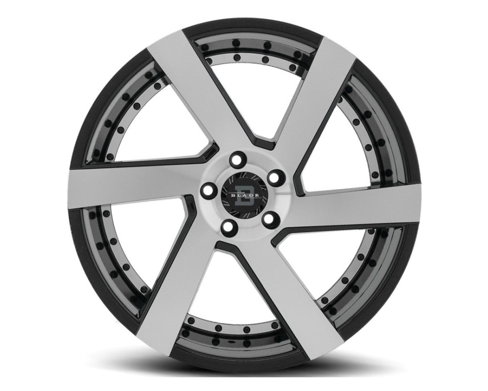 Blade BRVT-452 Maddox Wheel 22x9.5 Blank 15mm Black Machined