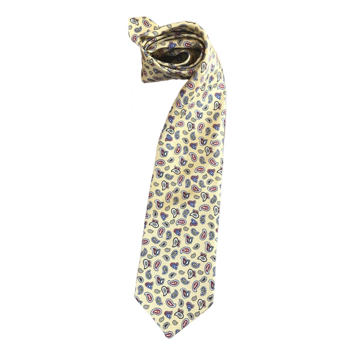 Corbata de Seda Rochas