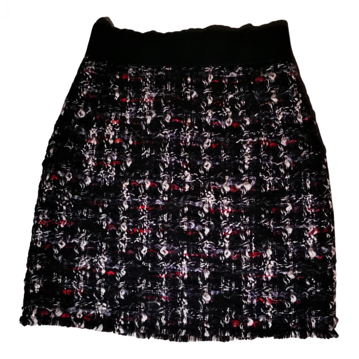 Dolce & Gabbana - Jupe   pour femme en laine - multicolore