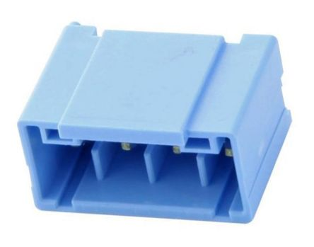 JST , PSI, 8 Way, 1 Row, Vertical PCB Header (200)