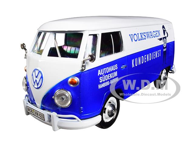 Volkswagen Type 2 (T1) Delivery Van Autohaus Sudekum
