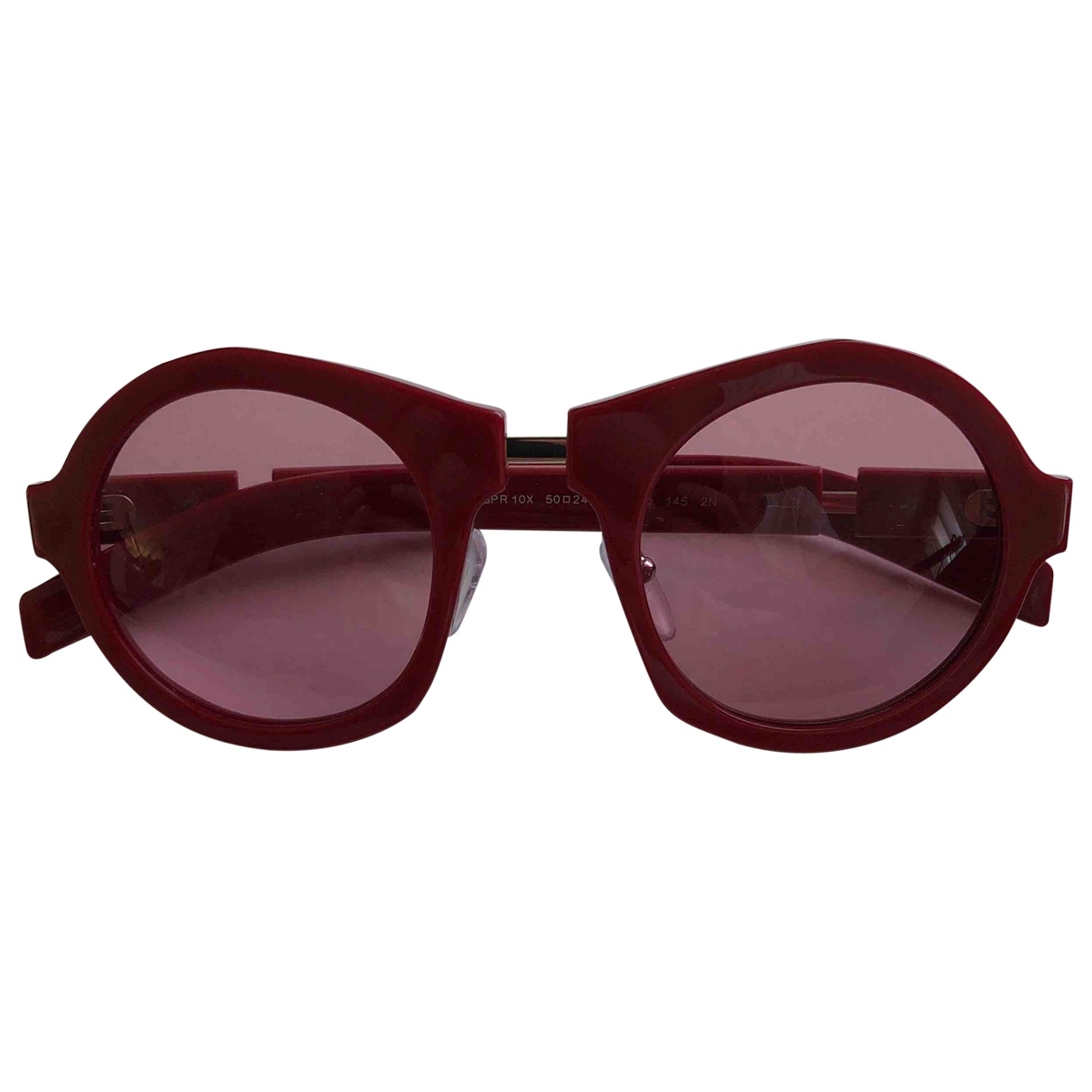 Prada \N Red Sunglasses for Women \N