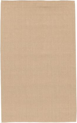 Jute Woven JS-13 5' x 8' Rectangle Cottage Rug in