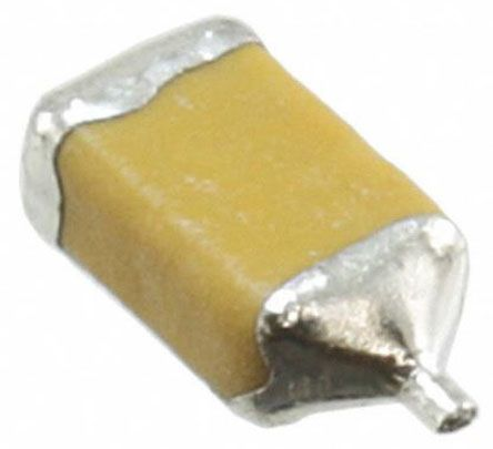 AVX Tantalum Capacitor 10μF 16V dc Electrolytic Solid, F95 (3000)